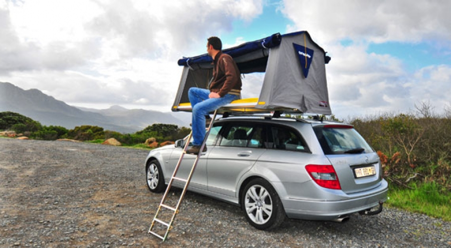 Rooftop Tent Review Autohome Overc& & Rooftop Tent Review: Autohome Overcamp - Caravan u0026 Outdoor Life ...