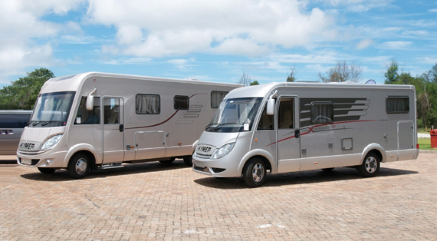 9a502f863d Hymer Motorhomes disembark - Caravan   Outdoor Life magazine