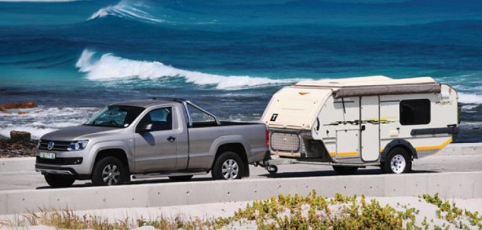 vw amarok bitdi single cab caravan outdoor life magazine. Black Bedroom Furniture Sets. Home Design Ideas