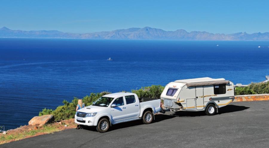 Towcar Test: Toyota Hilux 3 0 D-4D 4x4 Raider Double-Cab