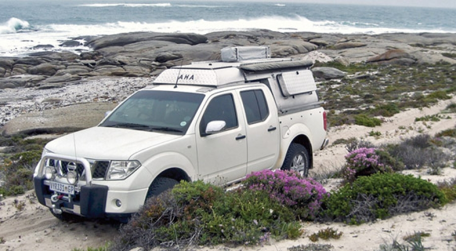 C&er Review AHA-45 slide-on c&er & Camper Review: AHA-45 slide-on camper - Caravan u0026 Outdoor Life magazine