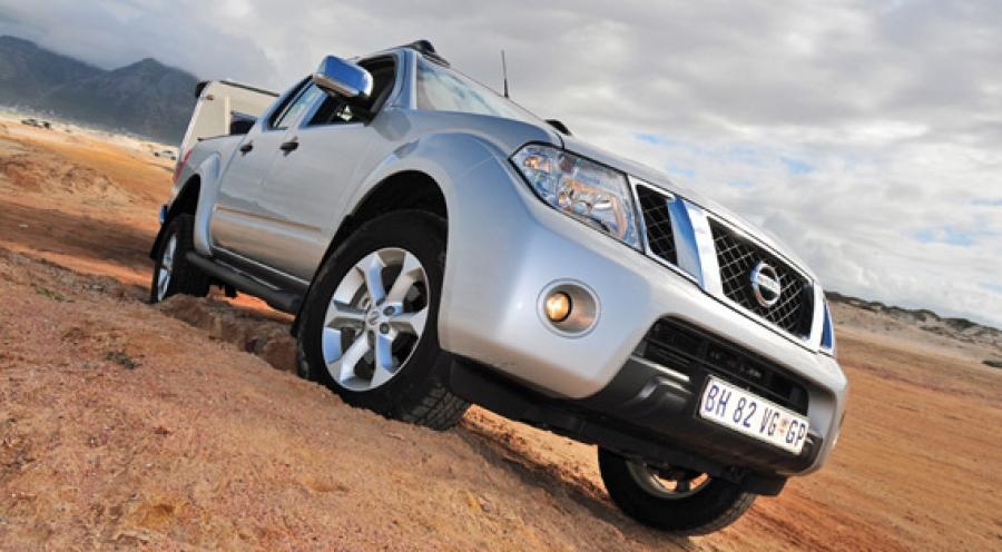 Towcar Test: Nissan Navara 2 5dCi - Caravan & Outdoor Life