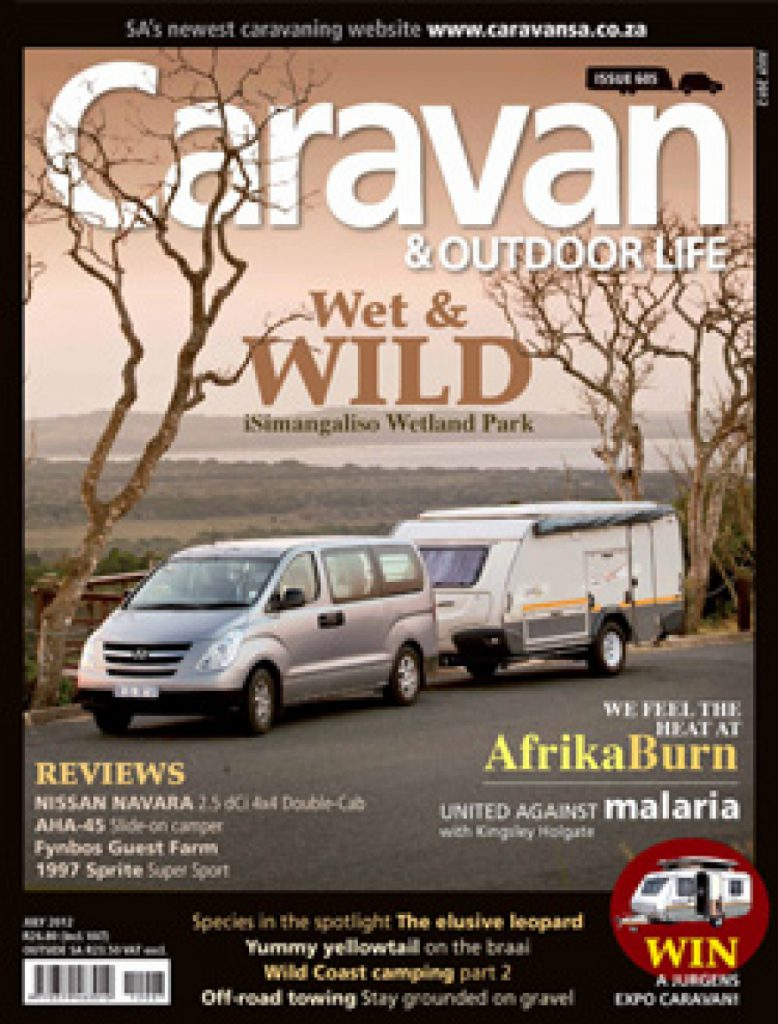 To read more articles from this issue please click here. To buy a copy of our magazine please click here. & Camper Review: AHA-45 slide-on camper - Caravan u0026 Outdoor Life ...