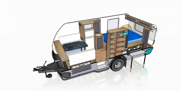 Industry News The Sprite Tourer Sp And Sw Caravan