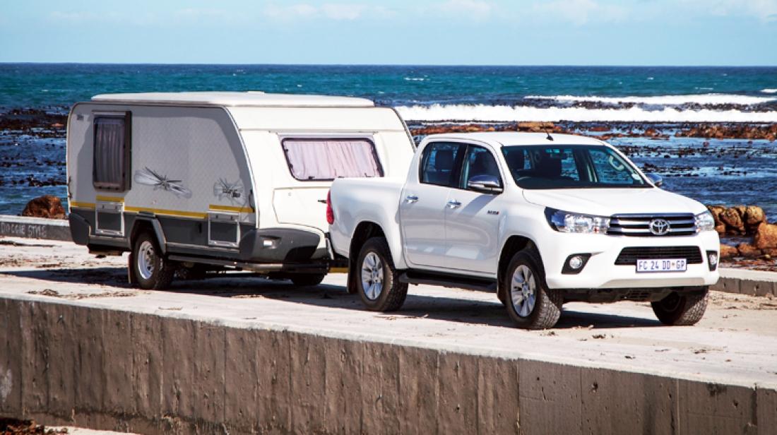 Tow Test: Toyota Hilux DC 2 8 GD-6 RB Raider - Caravan & Outdoor