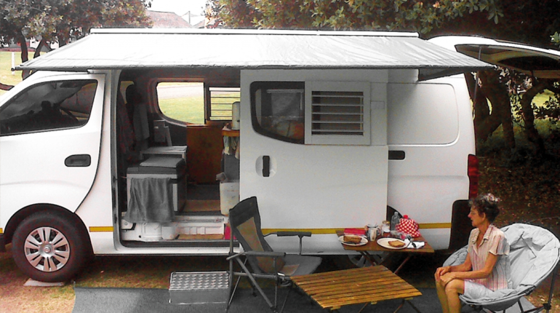 Reader DIY Nissan NV350 Wide Motorhome Conversion