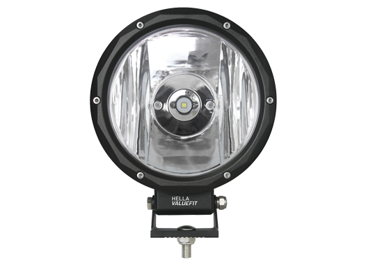 HELLA Value Fit 7-inch LED Driving Light