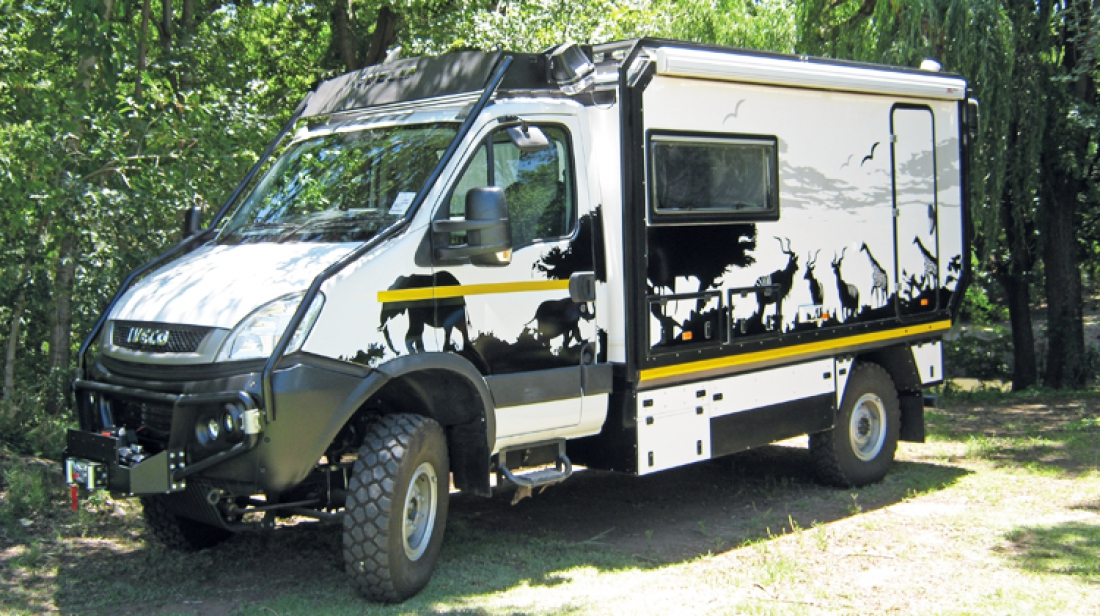 Motorhomes For Sale South Africa