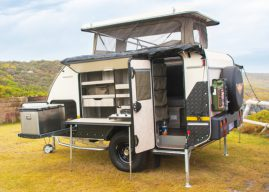 Caravan Review: Jurgens Safari Xcape 2016 Facelift