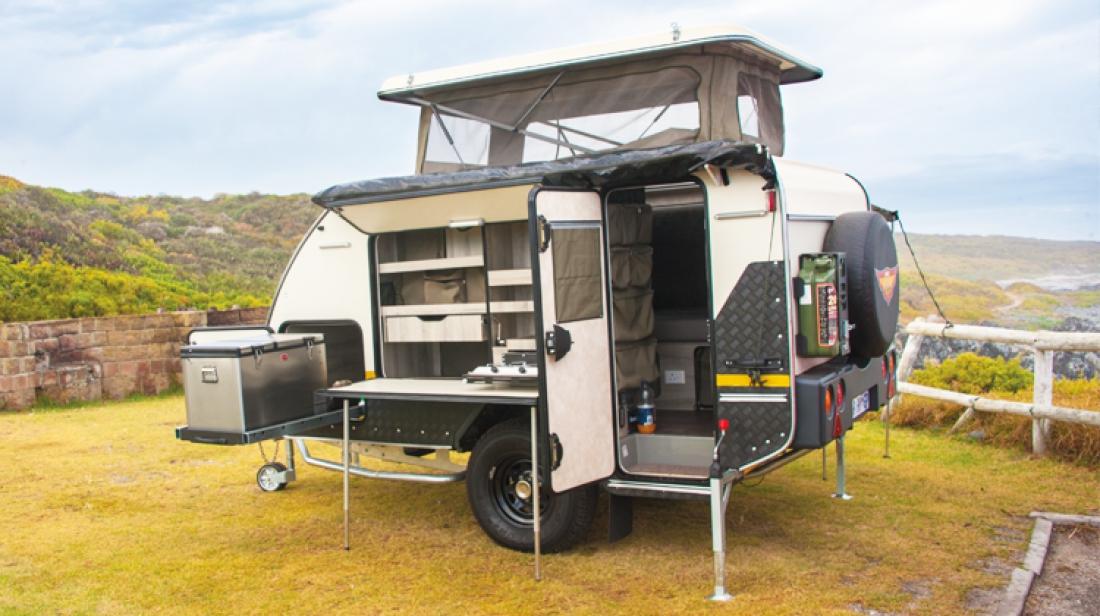 Caravan Review: Jurgens Safari Xcape 2016 Facelift - Caravan