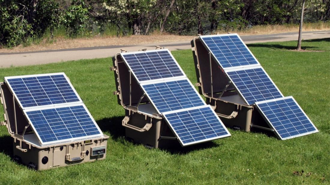 Gear Solar Panel Buyer S Guide Caravan Amp Outdoor Life