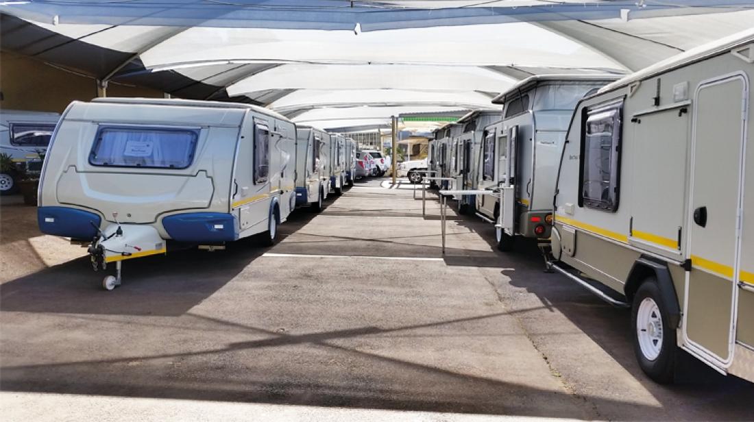 Buyers' Advice: Buying a second-hand caravan - Caravan ...