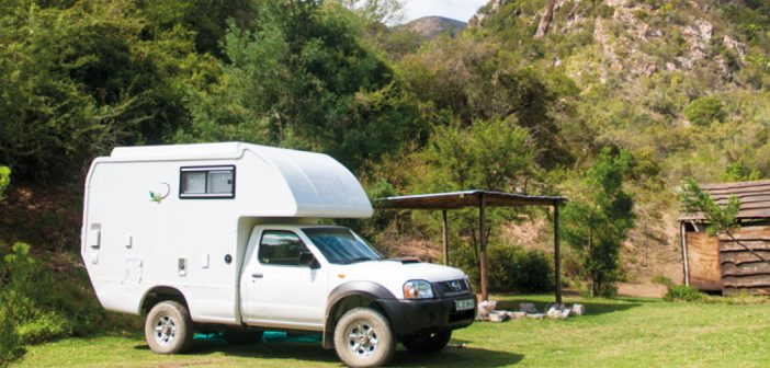 Motorhome review: Navi by travelstar