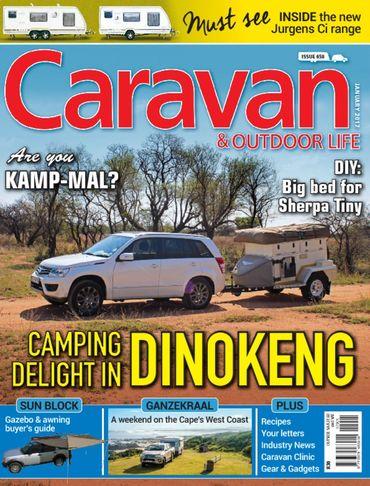 Caravan Review New Jurgens Range Caravan Amp Outdoor Life