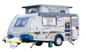 Sprite Sprint Caravan