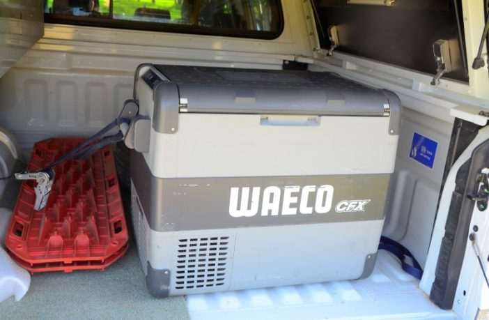 WAECO CFX 65 FRIDGEFREEZER PRODUCT TEST