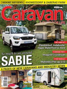 Caravan and Outdoor Life December 2017