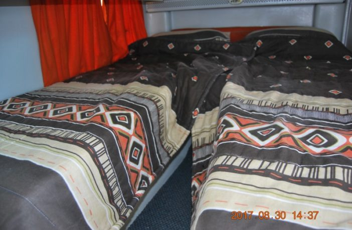 Kavango split beds
