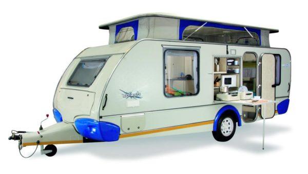 Sprite Splash Caravan
