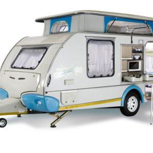 Sprite Swing Caravan