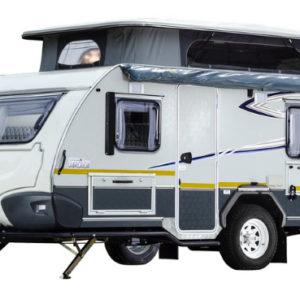 Sprite Tourer SW Caravan