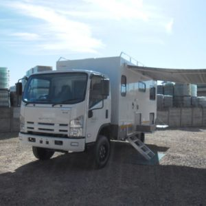 Isuzu NPS 300 Single Cab - Addax