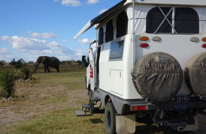 Elephant Sands Uwe Bockmann