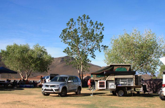 Quaggaskloof Campsite