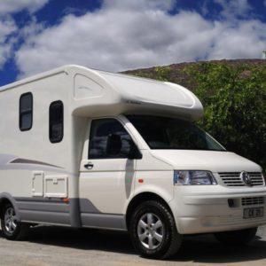 VW T5 Transporter Tuscany