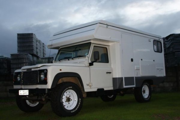 AC Motorhomes Land Rover Defender 130