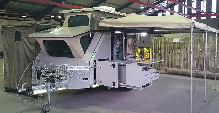 Bush Lapa Ratel 5 Caravan Amp Outdoor Life Magazine