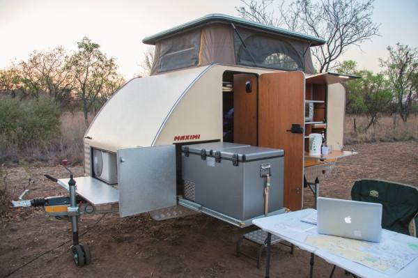Caravan Review Maximi Compact Caravan Amp Outdoor Life