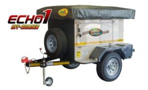 Echo 1 off-road trailer