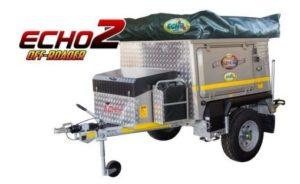 Echo 2 off road trailer