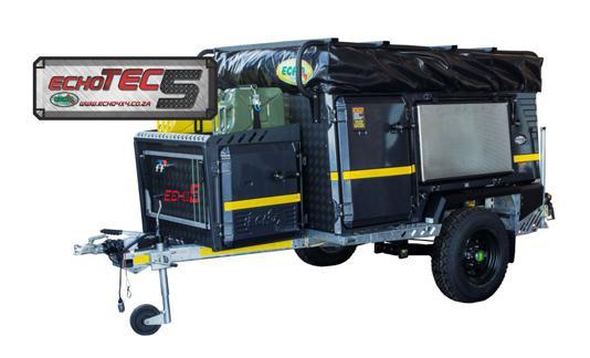 Echo Tec 5 Off-road trailer