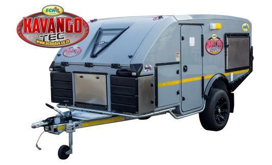 Kavango caravan
