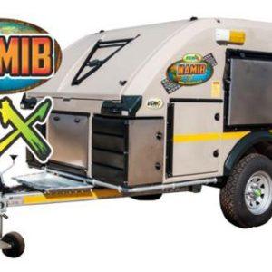 Echo Namib SX Caravan