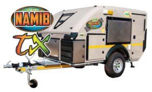 Echo Namib TX caravan