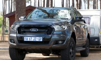 Ford Ranger FX4 3.2 TDCI Cab 6AT 4X4