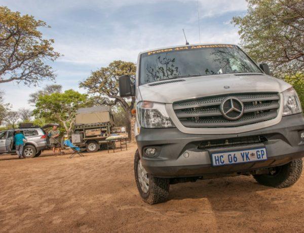 Mercedes-Benz Sprinter 315CDI 4×4