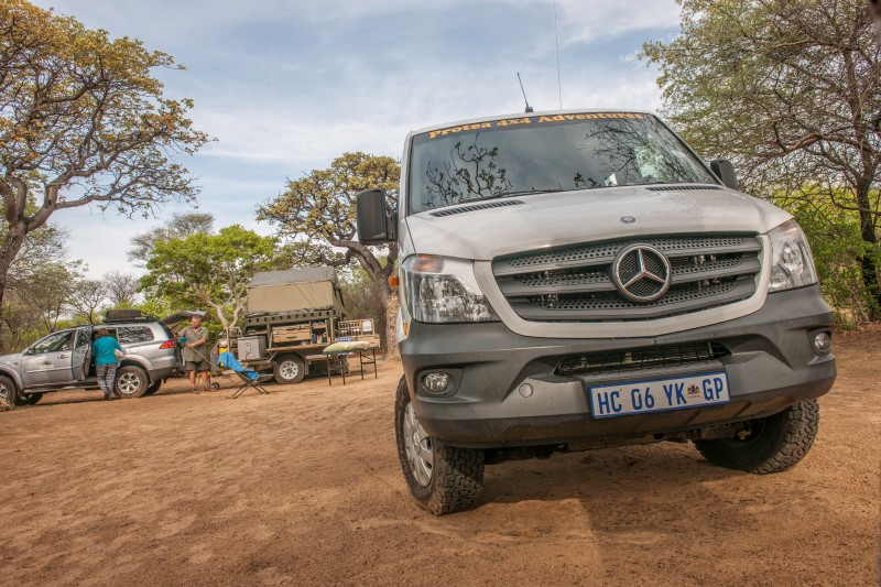 Mercedes Benz Sprinter 315cdi 4x4 Caravan Outdoor Life Magazine
