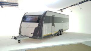 Destination Journey caravan