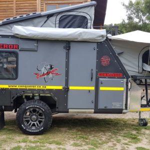 Platinum Edition Commander caravan