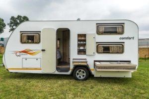 Quantum comfort luxury caravan