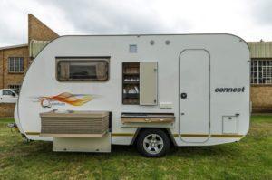 Quantum connect luxury caravan