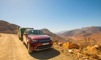 Land Rover Bush Lapa 1