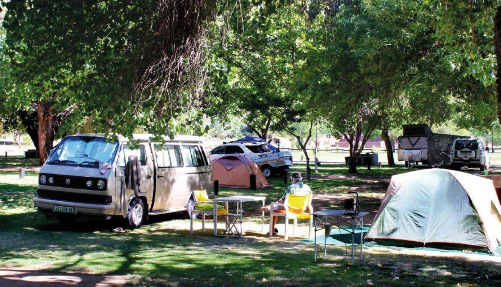 Garie Free State Camping