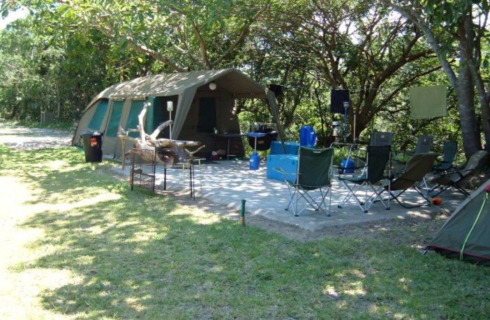 Hooperplace Caravan park and accommodation