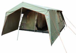 Tent frames
