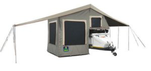 Tents trailer products